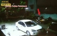 Crude Bombs Thrown at News Channel Office in Chennai