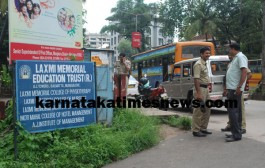 Nursing college Students infected with MRSA, protested in  Mangaluru