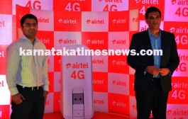 Airtel Switched on 4G services in Mangaluru