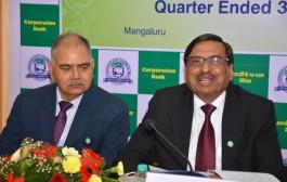 Corporation Bank Q1 profit declines 12%