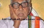 Poet, freedom fighter Centenarian Kayyara Kinhanna Rai no more