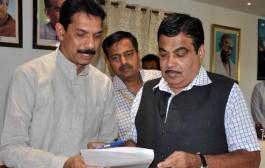 MP Nalin Kumar Kateel Appeal to Union Minister, Mr Nitin Gadkari