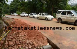 Shiradi Ghat stretch of NH-75 was opened for vehicles