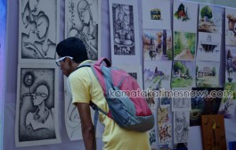 Art works, Krishi Siri, Cultural enthral visitors at Nudisiri