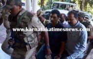 Gangster Bannanje Raja brought to Mangaluru under tight security
