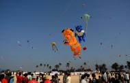 M'LURU INTERNATIONAL KITE FLYING FESTIVAL IN JAN 2016