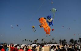 M'LURU INTERNATIONAL KITE FLYING FESTIVAL IN JAN 2016