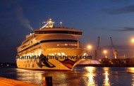Cruise Vessel M V AID AURA Made Its 10th Call at  Mangaluru