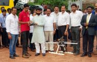 Vikas Drone- Revolutionary first time project in India to sow seeds