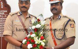 P. Harishekaran is new IGP of Western Range