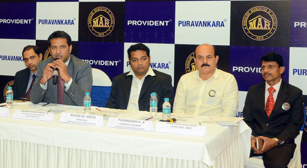 Puravankara Limited joins hands with Mangalore Association of Realtors (MAR) to promote its landmark project – Provident Skyworth