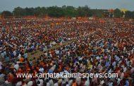Dharma Sansad conclusion  with huge Virat Hindu Samajotsava