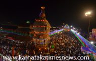 Three Chariot Festival' held  in Udupi
