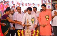 Suresh Prabhu Inaugurated the new amenities building of Campco in Puttur