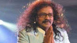 Hariharan, receives the Alva's Virasat award