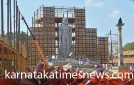 Dharmasthala gears up for  fourth Maha Mastakabhisheka