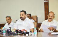 SCDCC Bank chairman's 'Rajatha Sambhrama'  Pressmeet By Dr.Deviprasad Shetty