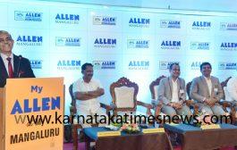 India's Renowned Allen Career Institute Launched in Mangaluru