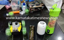Gold worth Rs 14.55 lac seized at Mangaluru  airport, one arrested